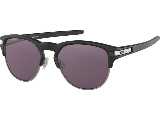 Oakley Latch Key L Sunglasses Matte Black/Prizm Grey